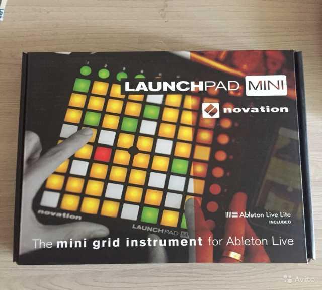 Продам Novation Launchpad Mini MK2