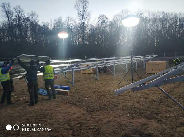 Вакансия: Монтажник Солнечных батарей