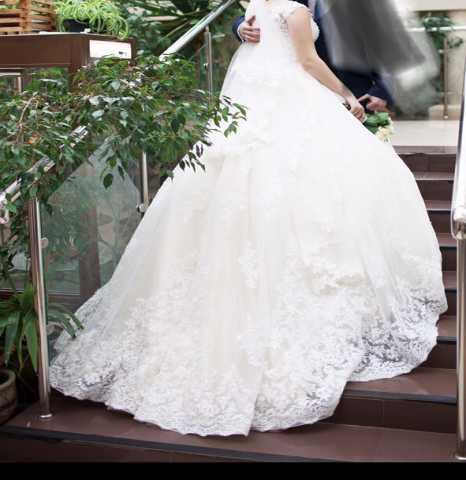 86bcabc316f Свадебные и вечерние платья  купить новые или б у в Тамбове ...