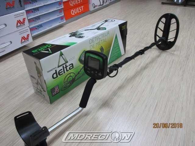 """Продам Металлодетектор Teknetics Delta 11"""" DD"""