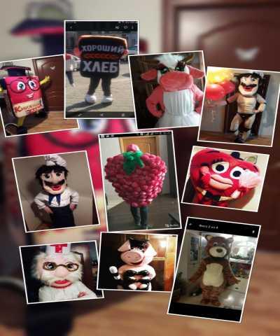 Предложение: Ростовые куклы на заказ