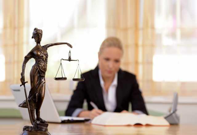 Предложение: Юридические услуги