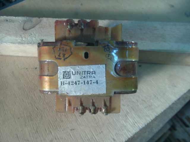 Продам Трансформатор Unitra Zatra TS 80