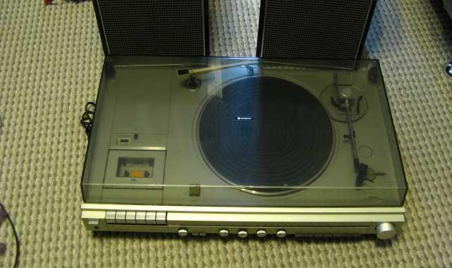 Продам Музыкальный центр :HITACHI SDT-116