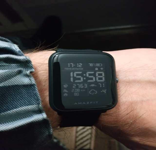 Продам Умные часы Xiaomi Amazfit