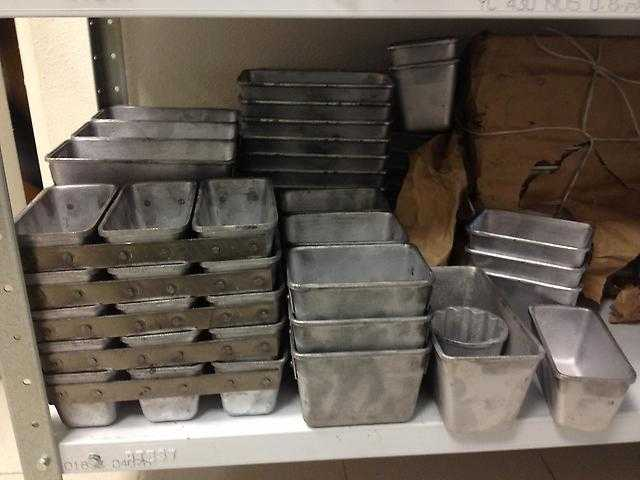 Куплю Хлебные формы, формы для багетов - Б.У