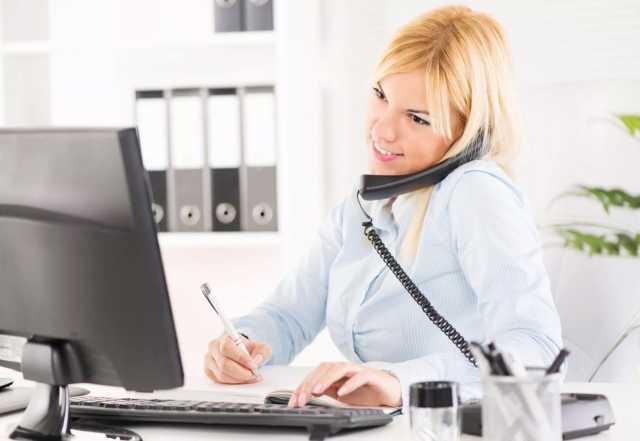 Вакансия: Сотрудник на прием звонков