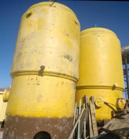 Продам Накопители акратофоры реакторы ёмкости