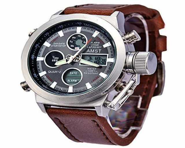 Продам армейские наручные часы Amst АМСТ
