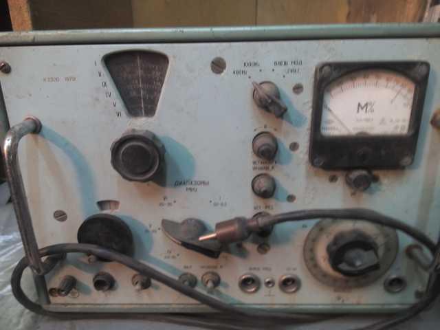 Продам Генератор сигналов высокочастотный Г4-18