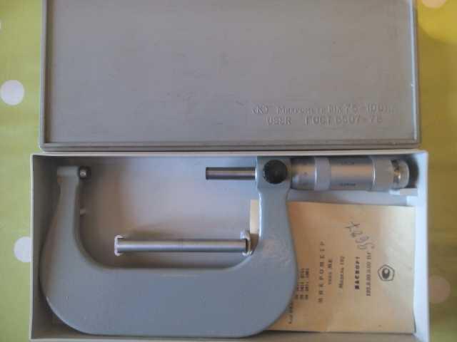 Продам Микрометр 75-100мм