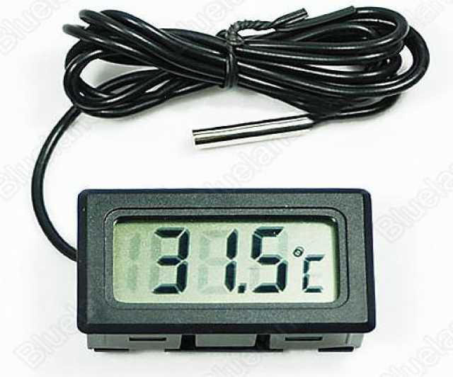 Продам: Электроный термометр