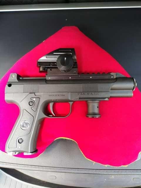 Продам Пневматический рср пистолет Атаман м2