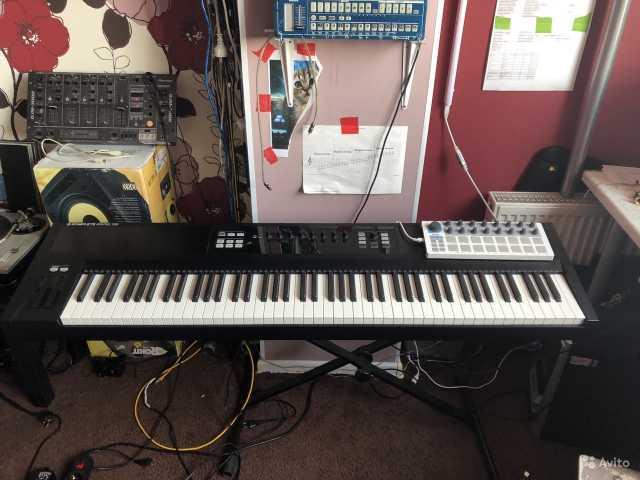 Продам: Native Instruments Komplete Kontrol S88