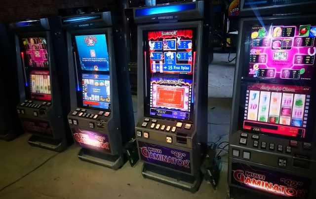 Продам игровые автоматы gaminator
