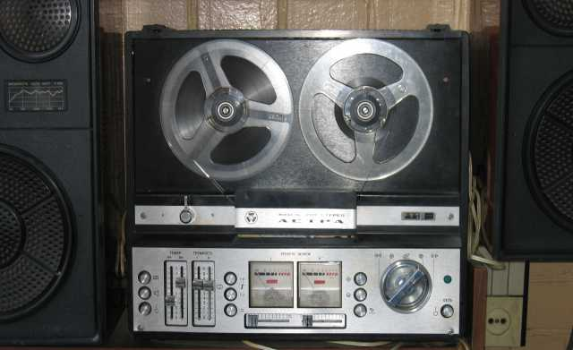 Продам Катушечный магнитофон Астра 209