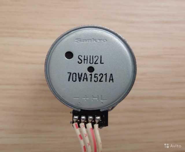 Продам: Моторчики для кассетной деки на 12 вольт