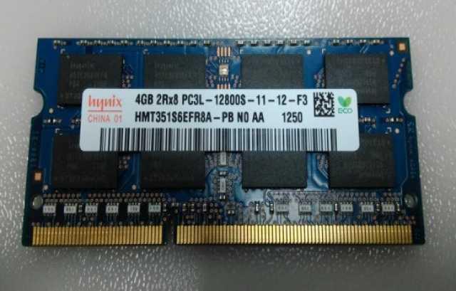 Продам 4Gb DDR3 12800