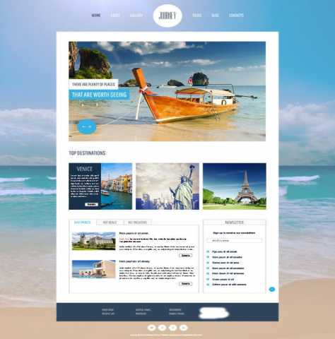 Предложение: Создам сайт, лендинг и интернет-каталог