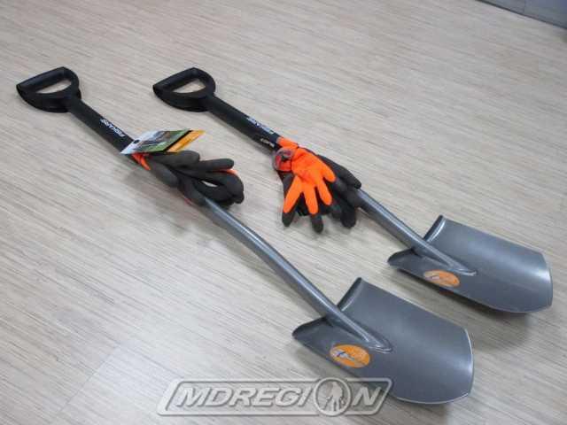 Продам: лопата штыковая Fiskars телескопическая