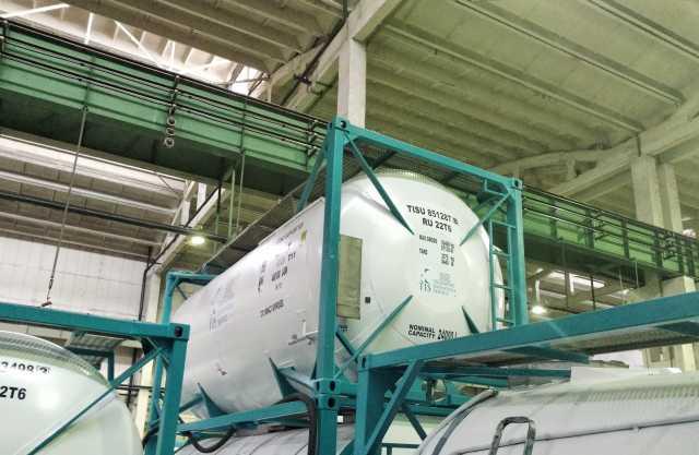 Продам контейнер для жидкой химии