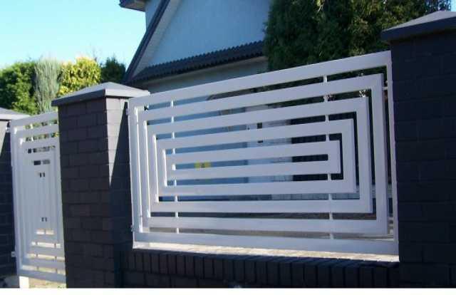 Предложение: Заборные секции, ворота, навесы