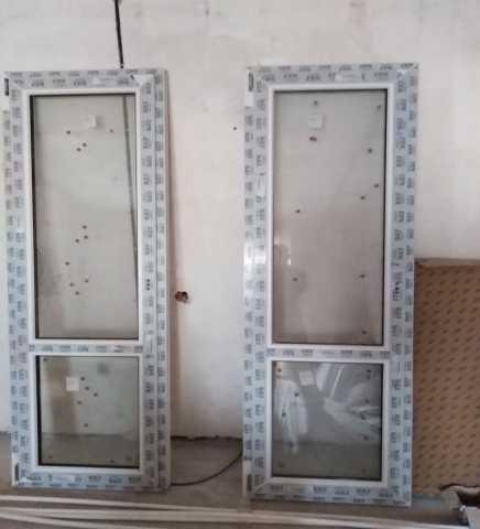 Продам Новые металлопластиковые двери