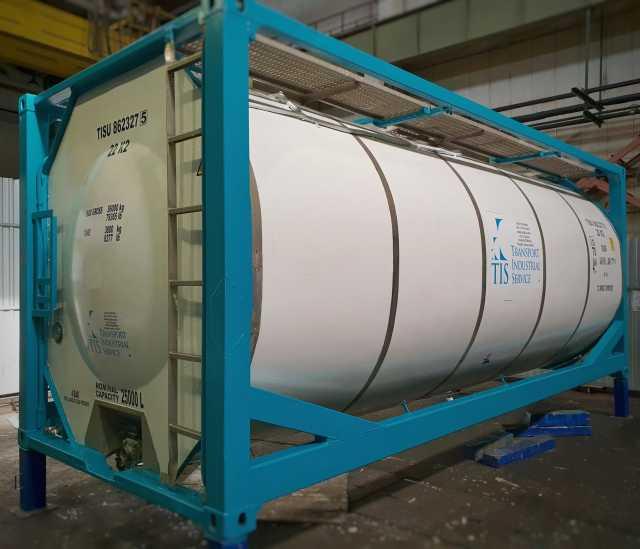 Продам контейнер для перевозки диз.топлива