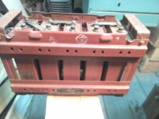 Продам Щелочной никель-кадмиевый аккумулятор 5Н