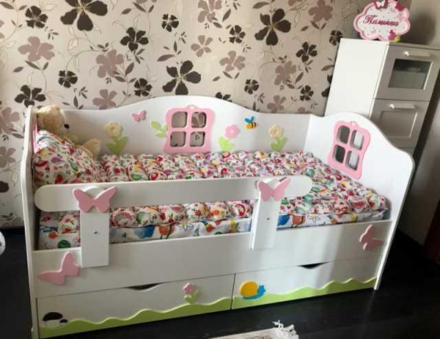 Продам детская кровать от 1 года