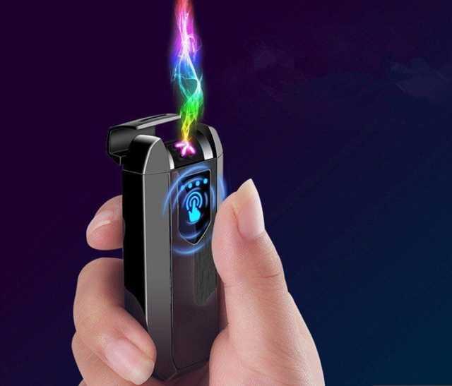 Продам Электроимпульсная USB зажигалка