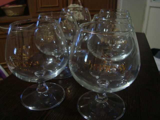 Продам Набор бокалов для коньяка