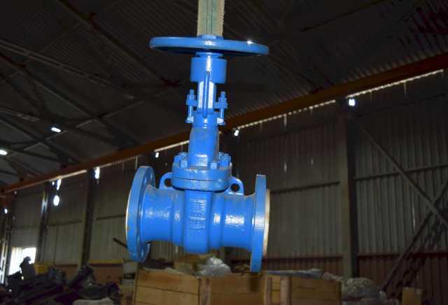 Продам Задвижка клиновая литая DN80 PN40