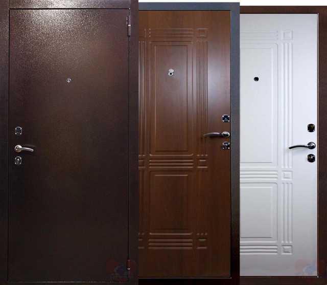 Продам Стальные двери нестандарт