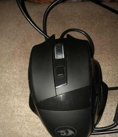 Продам Компьютерна игровая мышь Redragon200DPI