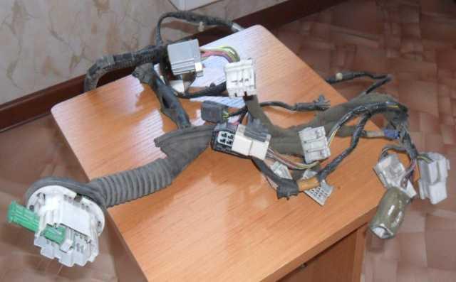 Продам Коса-проводка с датчиками дверь водителя