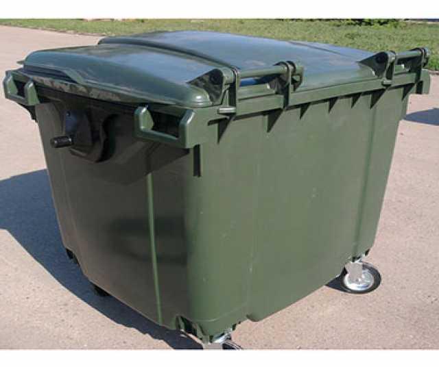 Продам Контейнер для мусора пластиковый