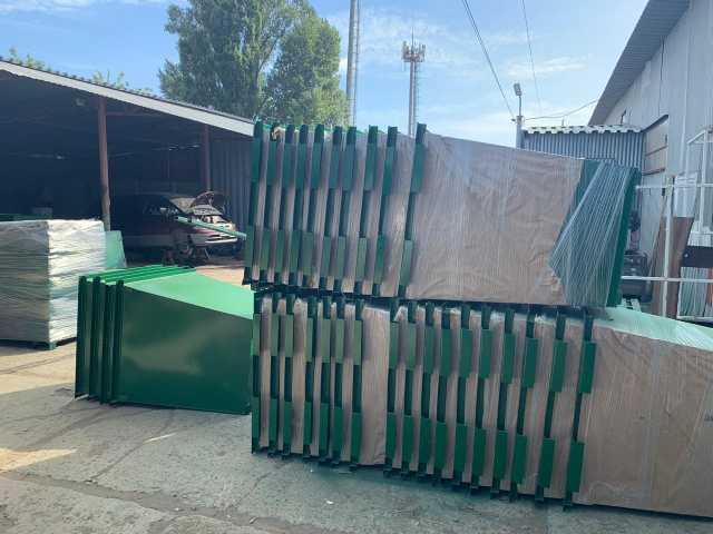 Продам Мусорные контейнеры металлические 0,75м3