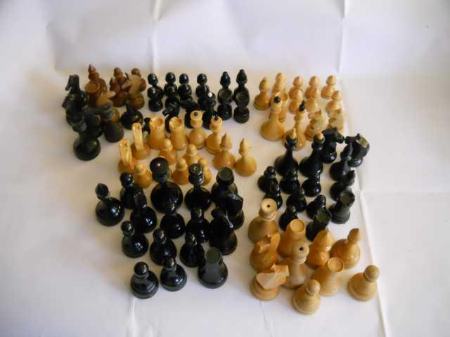 Продам Шахматные фигурки 97 штук
