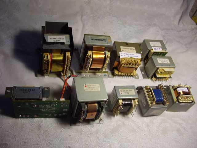 Продам: Трансформаторы от музыкально центра