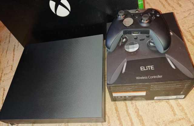 Продам Приставка Xbox one x