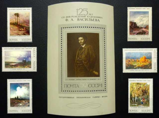 Продам Личная коллекция почтовых марок