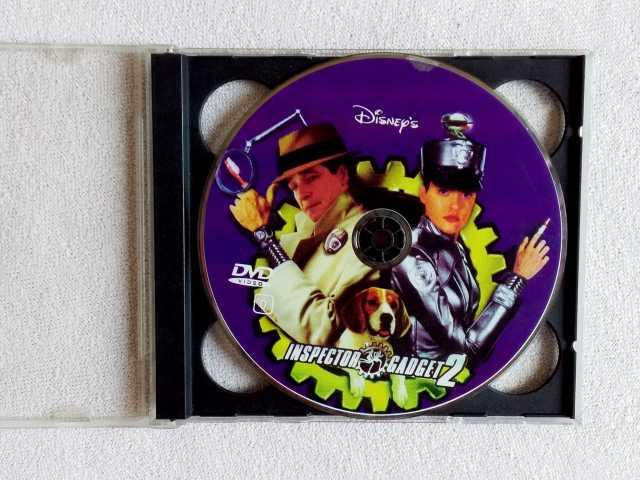 Продам видео компании Disney Инспектор Гаджет2
