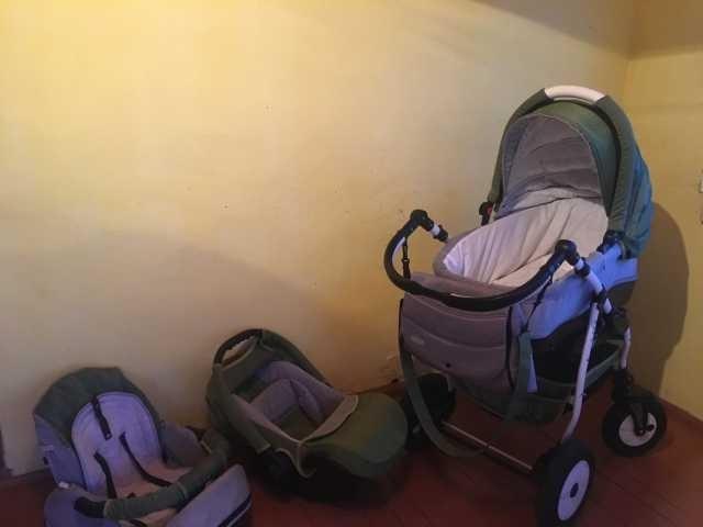 Продам Детская коляска 3 в 1
