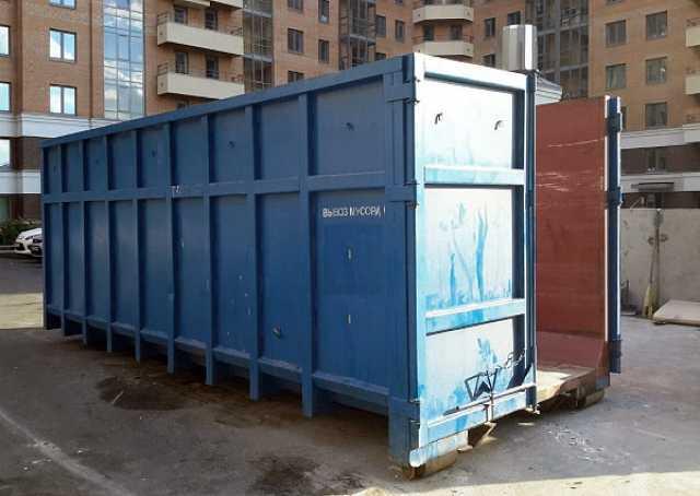 Предложение: Вывоз строительного мусора Пухто 27м3