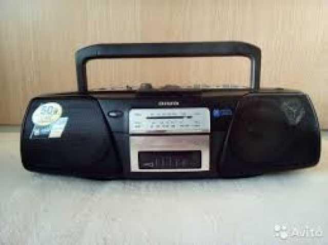 Продам кассетная магнитола CS 131 V
