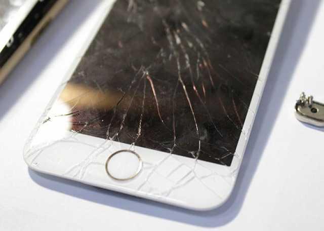 Предложение: Замена стекла iPhone