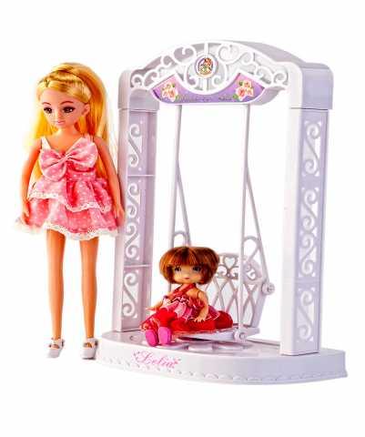 Продам Кукла с качелями «ЛЕЛИЯ»