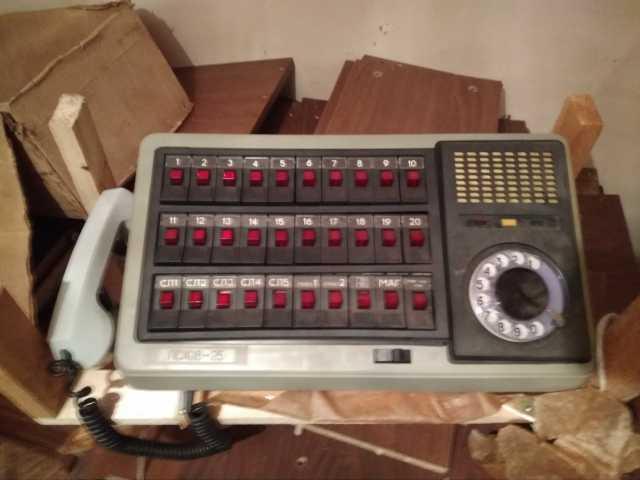 Продам: Телефонная станция