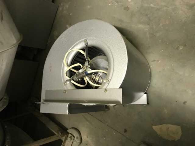 Продам Вентилятор промышленный